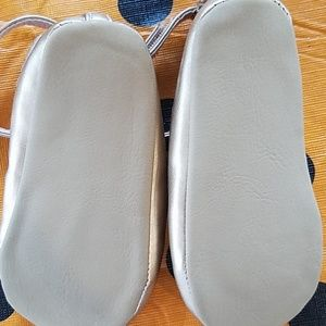 Old Navy Shoes - Ankle strap ballet flats
